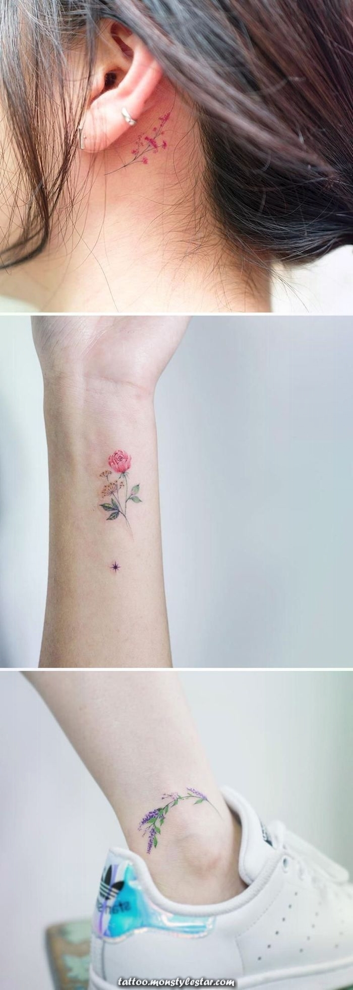 ▷ 1001 + Ideas and photos about Tattoos Woman - Sina Knauer