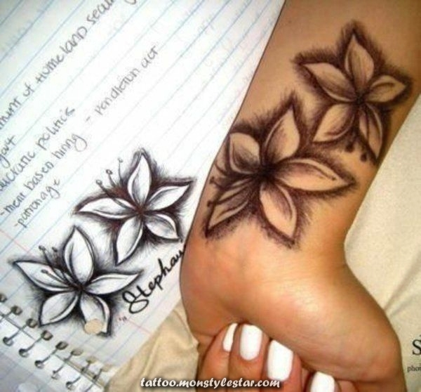 ▷ 1001+ Ideas for doll tattoo: Be unique in the trend: Sandra Win ...