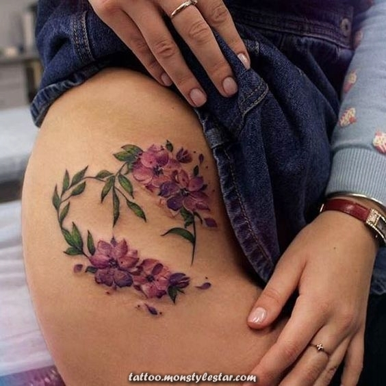 188 tattoos of girls who want to win in life and take us to ... New Act ...