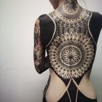 Black and white tattoo: effective sketches for women and their importance: fashion ...