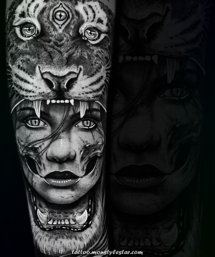 The 100 best tattoo ideas for women and men - Home decoration More