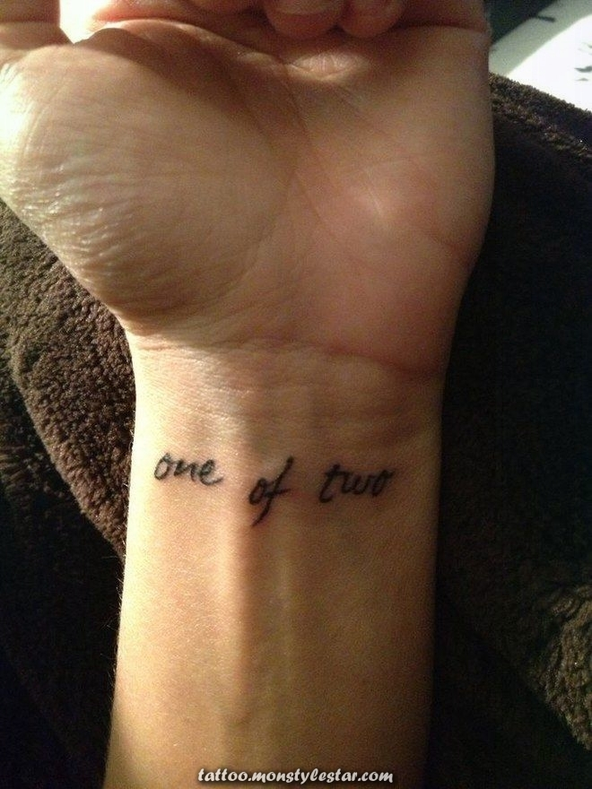 For all the brothers: ideas of matching tattoos that are more than impressive! - Isabel ...