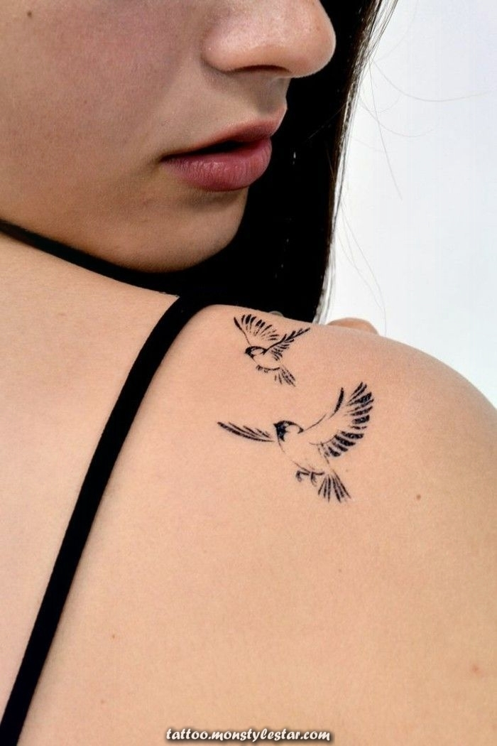 52 ideas of bird tattoos for the first tattoo or the following: alleys
