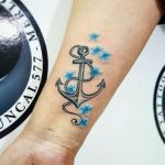Anker tattoo motif: 54 great ideas for your next tattoo: new ideas