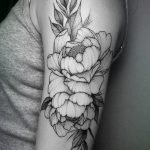 ▷ 1001 Ideas for flower tattoos and information about their meaning - Yvonne Sch ...