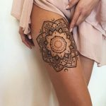 ▷ Over 1001 ideas for leg tattoos for all tastes and ages - Kishja