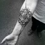 Tattoo on Forearm - 52 ideas and great reasons for men and women - tekki