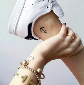 Get out of the boots! We show you the most beautiful foot tattoos - Betsy McPos ...
