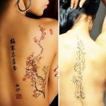 46 tattoos with fresh back for women - Ricarda