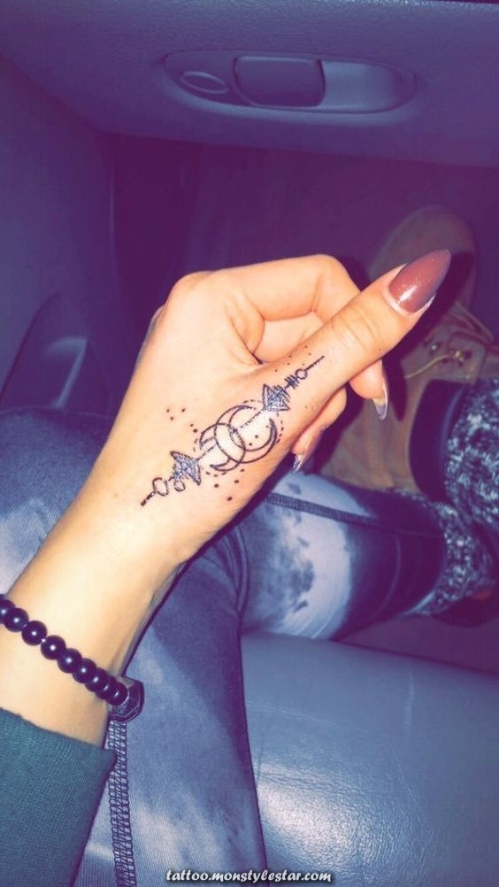 40 Amazing finger tattoo for women you'll love: so great, but one ...