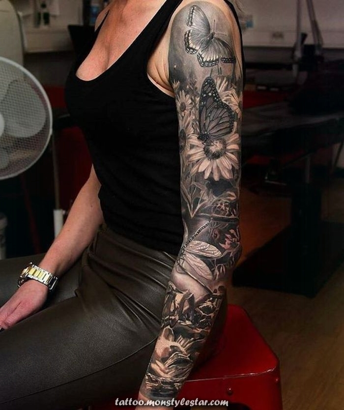150 cool tattoos for women and their meaning - Steffi Mieze