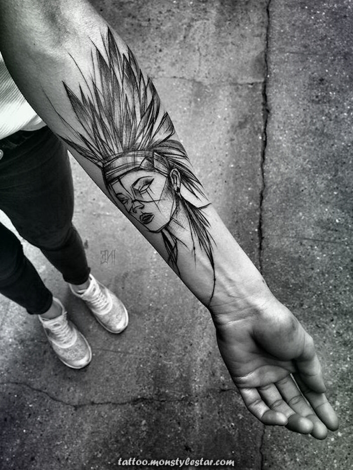 150 cool tattoos for women and their meaning - sch_verena