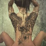 30+ attractive ideas for neck tattoos for women | Dirt trends #attractive #f ...