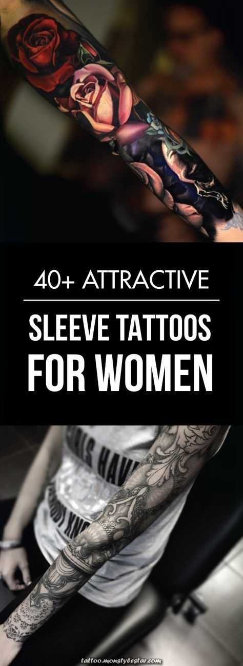 40+ sexy sleeves ... - the tattoo lady