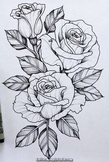 If this piece might be added to my skull and rose tattoo ...
