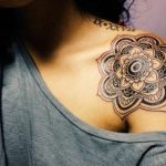 Mandala Tattoo - 33 patterns and antique designs as inspiration - Nicole Beines