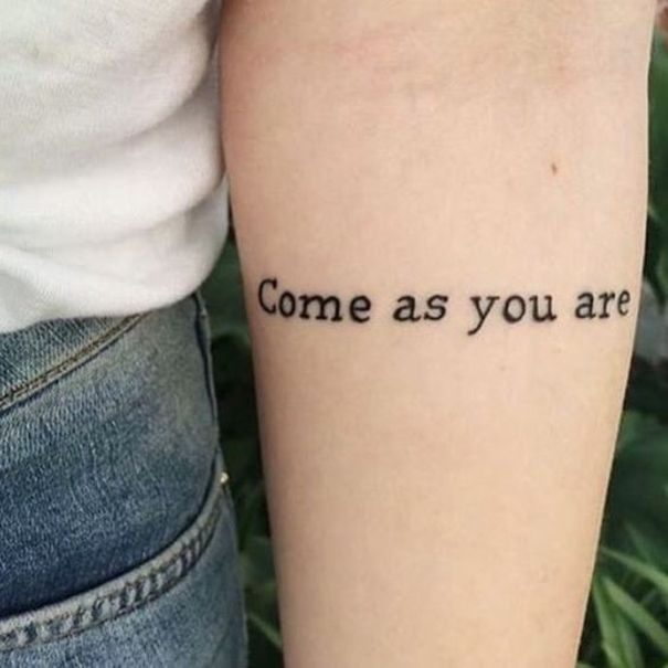 New quote Tattoos and supplies # Sayings # Wrist #armament #pinterest #tat ...