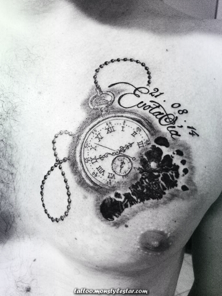 Result of the image for the child watch tattoo - Franziska Eckardt