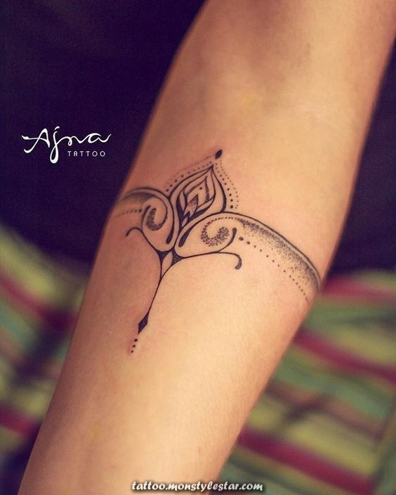Tattoo Trends - 100 tattoo designs with bracelets for men and women ...
