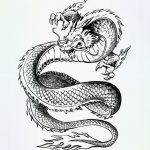 Tattoo templates: 60 tattoo templates with free animal motifs - Home decoration More