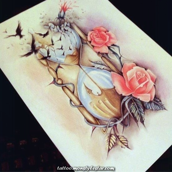That would be a really cool and beautiful tattoo! - women tattoo