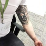 The 55 best designs of interior biceps tattoos and ideas for men and women - Jacquez Brown
