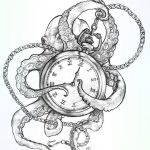 The octopus and the clock of AnitaKOlsen - Tasha: tips, tricks, thoughts and ...
