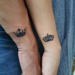 57 cool tattoos for couples that symbolize eternal love - Lea contactor