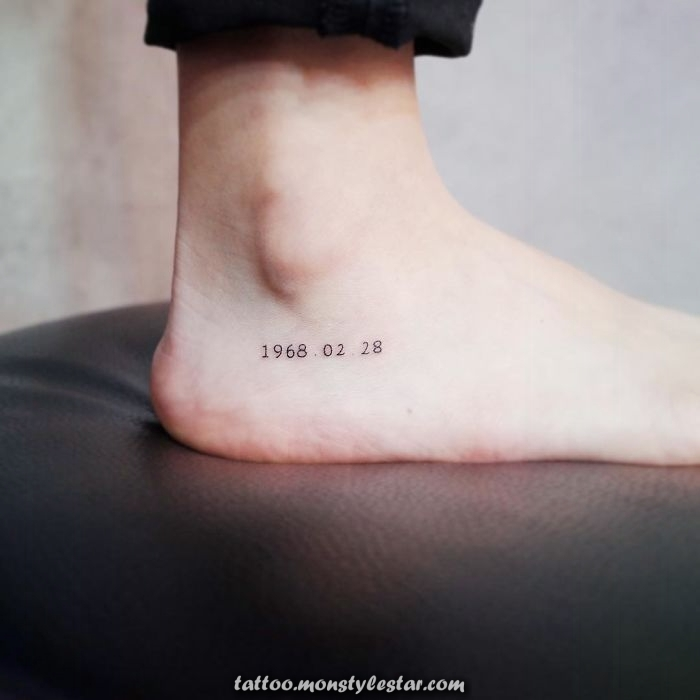 More than 10 discrete tattoos for people who love the minimalism of Witty Button ...