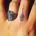 61 tattoos that are small and beautiful - Jacqueline