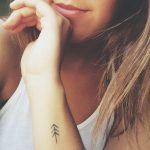 61 tattoos that are small and beautiful - Rike Schumacher