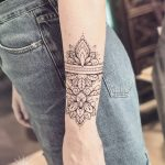 Bracelet and bracelet tattoos for women and men - Page 13 of 37 - #Armba ...