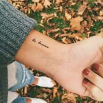81 significant small tattoos for women - emma
