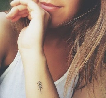 61 tattoos that are small and beautiful - anna_1